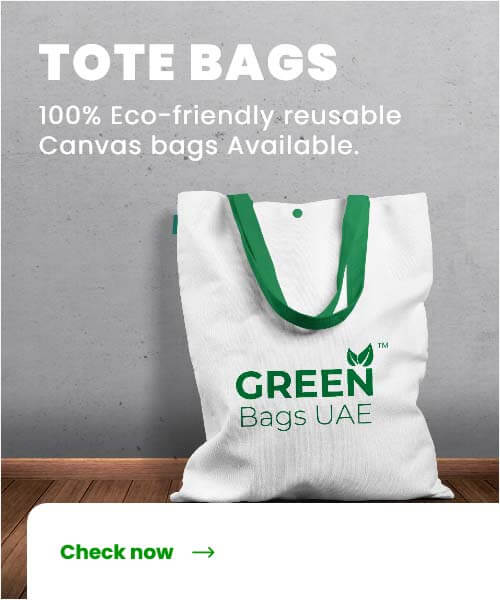 Products from Green bags UAE